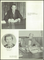 Page 12, 1960 Edition, Kermit High School - Sandstorm Yearbook (Kermit, TX) online yearbook collection