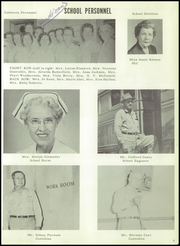 Page 13, 1960 Edition, Kermit High School - Sandstorm Yearbook (Kermit, TX) online yearbook collection