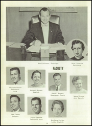 Page 14, 1960 Edition, Kermit High School - Sandstorm Yearbook (Kermit, TX) online yearbook collection