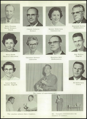 Page 16, 1960 Edition, Kermit High School - Sandstorm Yearbook (Kermit, TX) online yearbook collection