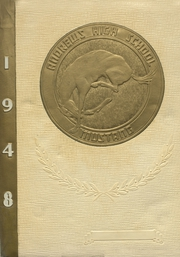 1948 Edition, Andrews High School - Mustang Yearbook (Andrews, TX)