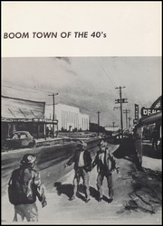 Page 11, 1960 Edition, Andrews High School - Mustang Yearbook (Andrews, TX) online yearbook collection