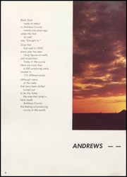 Page 12, 1960 Edition, Andrews High School - Mustang Yearbook (Andrews, TX) online yearbook collection