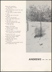 Page 6, 1960 Edition, Andrews High School - Mustang Yearbook (Andrews, TX) online yearbook collection
