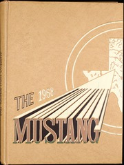 1968 Edition, Andrews High School - Mustang Yearbook (Andrews, TX)