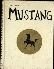1969 Edition, Andrews High School - Mustang Yearbook (Andrews, TX)