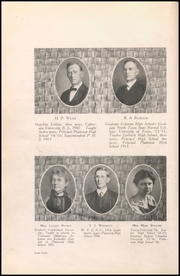 Page 14, 1918 Edition, Plainview High School - Plain View Yearbook (Plainview, TX) online yearbook collection