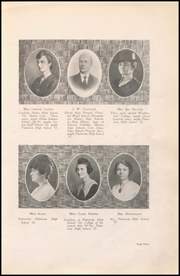Page 15, 1918 Edition, Plainview High School - Plain View Yearbook (Plainview, TX) online yearbook collection