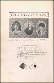 Page 16, 1918 Edition, Plainview High School - Plain View Yearbook (Plainview, TX) online yearbook collection