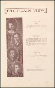 Page 13, 1919 Edition, Plainview High School - Plain View Yearbook (Plainview, TX) online yearbook collection