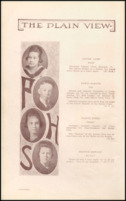 Page 16, 1919 Edition, Plainview High School - Plain View Yearbook (Plainview, TX) online yearbook collection