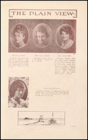 Page 9, 1919 Edition, Plainview High School - Plain View Yearbook (Plainview, TX) online yearbook collection