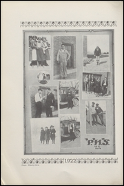 Page 100, 1922 Edition, Plainview High School - Plain View Yearbook (Plainview, TX) online yearbook collection
