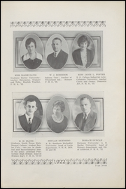 Page 13, 1922 Edition, Plainview High School - Plain View Yearbook (Plainview, TX) online yearbook collection