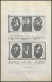 Page 14, 1923 Edition, Plainview High School - Plain View Yearbook (Plainview, TX) online yearbook collection