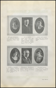 Page 15, 1923 Edition, Plainview High School - Plain View Yearbook (Plainview, TX) online yearbook collection