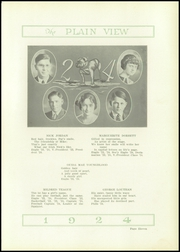 Page 15, 1924 Edition, Plainview High School - Plain View Yearbook (Plainview, TX) online yearbook collection