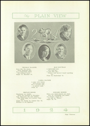 Page 17, 1924 Edition, Plainview High School - Plain View Yearbook (Plainview, TX) online yearbook collection