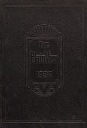 Page 1, 1932 Edition, Plainview High School - Plain View Yearbook (Plainview, TX) online yearbook collection