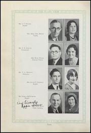 Page 16, 1932 Edition, Plainview High School - Plain View Yearbook (Plainview, TX) online yearbook collection
