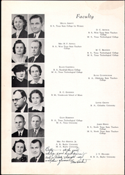 Page 14, 1940 Edition, Plainview High School - Plain View Yearbook (Plainview, TX) online yearbook collection