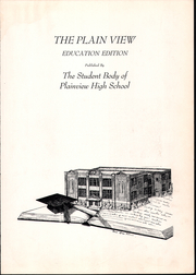 Page 7, 1940 Edition, Plainview High School - Plain View Yearbook (Plainview, TX) online yearbook collection