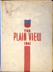 Page 1, 1941 Edition, Plainview High School - Plain View Yearbook (Plainview, TX) online yearbook collection