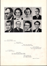 Page 17, 1941 Edition, Plainview High School - Plain View Yearbook (Plainview, TX) online yearbook collection