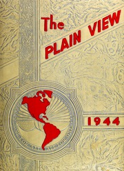 1944 Edition, Plainview High School - Plain View Yearbook (Plainview, TX)