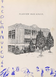 Page 10, 1944 Edition, Plainview High School - Plain View Yearbook (Plainview, TX) online yearbook collection
