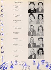 Page 14, 1944 Edition, Plainview High School - Plain View Yearbook (Plainview, TX) online yearbook collection