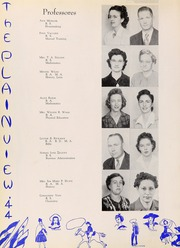 Page 16, 1944 Edition, Plainview High School - Plain View Yearbook (Plainview, TX) online yearbook collection
