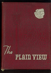 1945 Edition, Plainview High School - Plain View Yearbook (Plainview, TX)
