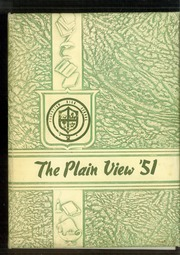1951 Edition, Plainview High School - Plain View Yearbook (Plainview, TX)