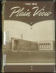 1952 Edition, Plainview High School - Plain View Yearbook (Plainview, TX)