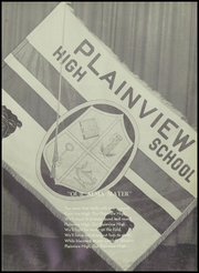 Page 11, 1955 Edition, Plainview High School - Plain View Yearbook (Plainview, TX) online yearbook collection
