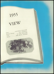 Page 7, 1955 Edition, Plainview High School - Plain View Yearbook (Plainview, TX) online yearbook collection