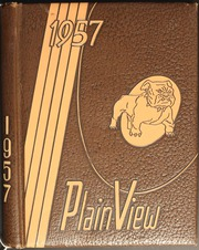 1957 Edition, Plainview High School - Plain View Yearbook (Plainview, TX)
