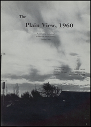 Page 5, 1960 Edition, Plainview High School - Plain View Yearbook (Plainview, TX) online yearbook collection