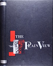 1966 Edition, Plainview High School - Plain View Yearbook (Plainview, TX)