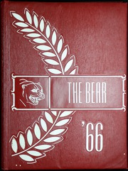 1966 Edition, West Oso High School - Bear Yearbook (Corpus Christi, TX)