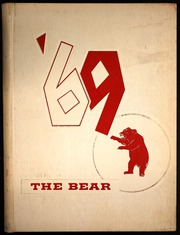 1969 Edition, West Oso High School - Bear Yearbook (Corpus Christi, TX)