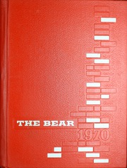 1970 Edition, West Oso High School - Bear Yearbook (Corpus Christi, TX)