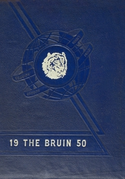 1950 Edition, Spring Branch High School - Bruin Yearbook (Houston, TX)