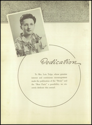 Page 10, 1950 Edition, Spring Branch High School - Bruin Yearbook (Houston, TX) online yearbook collection