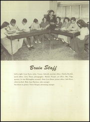 Page 14, 1950 Edition, Spring Branch High School - Bruin Yearbook (Houston, TX) online yearbook collection