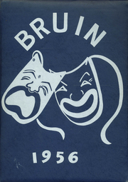 1956 Edition, Spring Branch High School - Bruin Yearbook (Houston, TX)