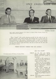 Page 10, 1956 Edition, Spring Branch High School - Bruin Yearbook (Houston, TX) online yearbook collection