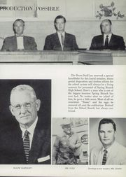 Page 11, 1956 Edition, Spring Branch High School - Bruin Yearbook (Houston, TX) online yearbook collection