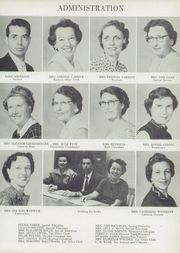 Page 13, 1956 Edition, Spring Branch High School - Bruin Yearbook (Houston, TX) online yearbook collection